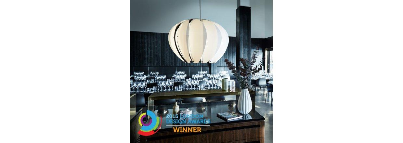 Arkiturbine vinder London Design Award 2015