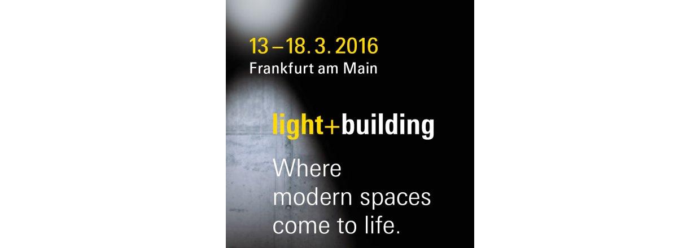 Darø på Light+Building 2016