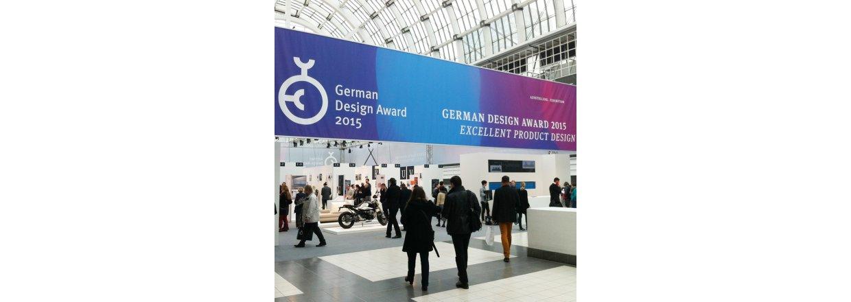 Bell+ Receives German Design Award