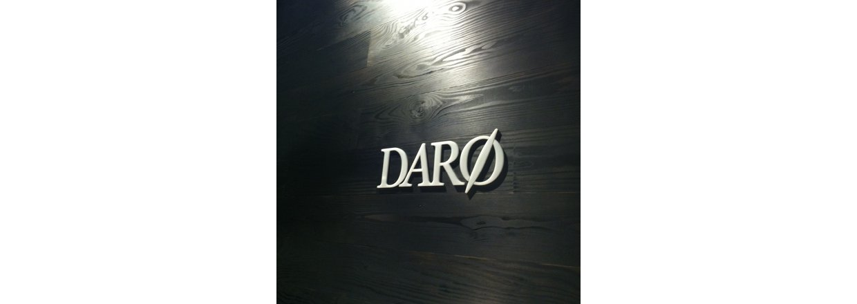 Darø exhibited at Light+Building 2016
