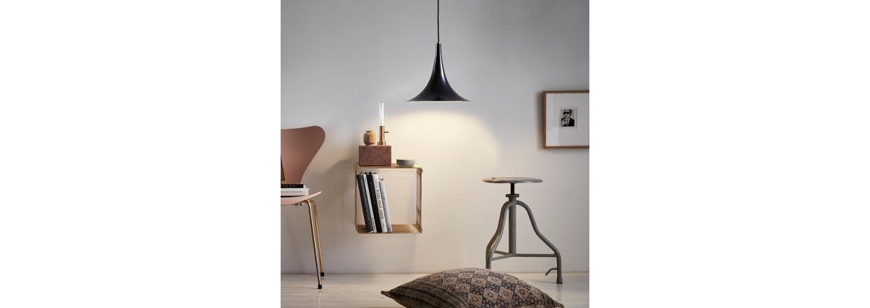 The Trumpet lamp Trion sees new light